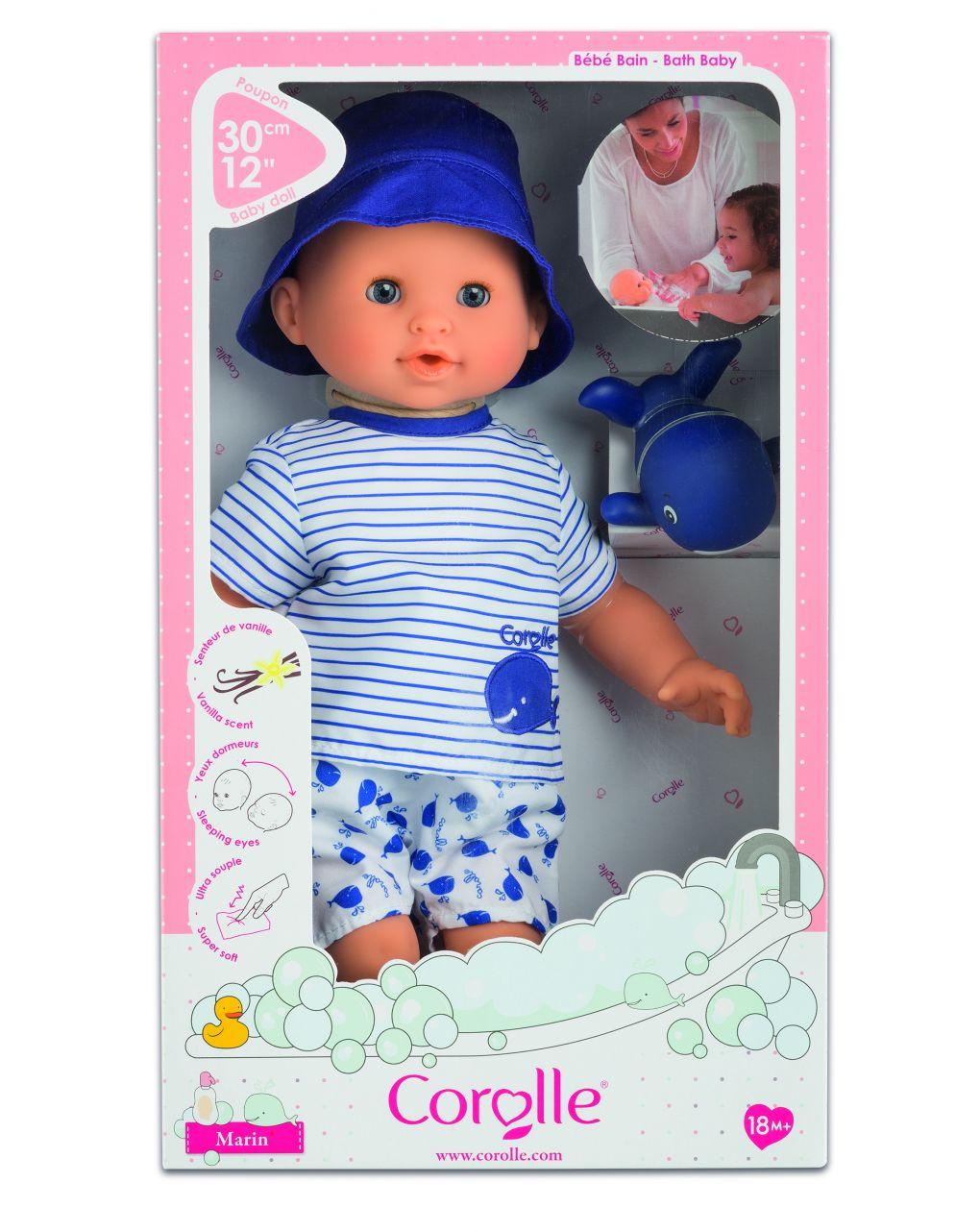 Corolle - bebe'  bagno - marin - Corolle