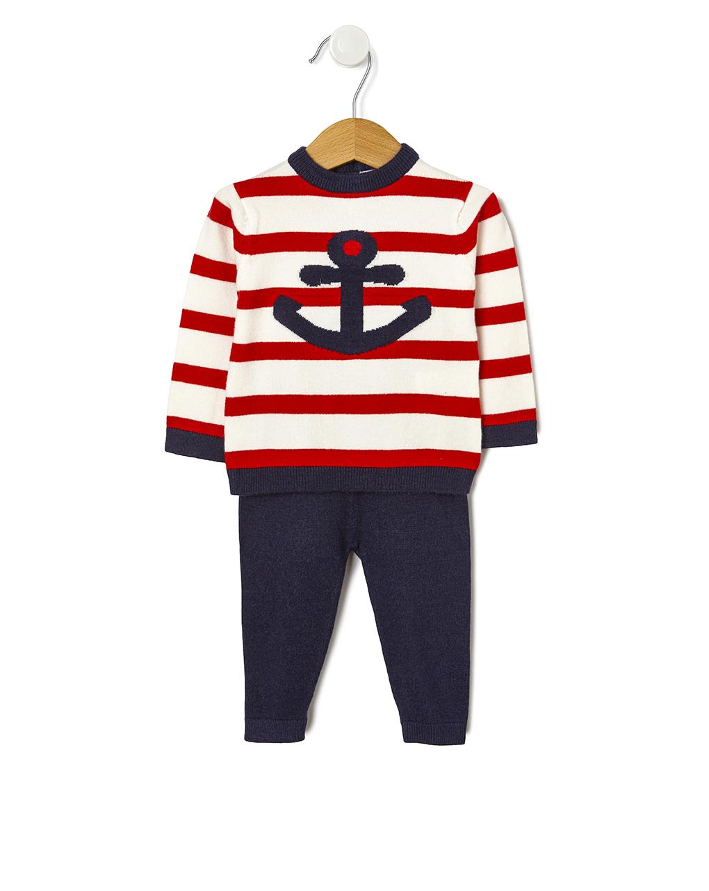 Completo tricot - Prénatal