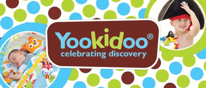 banner promozionale Yookidoo