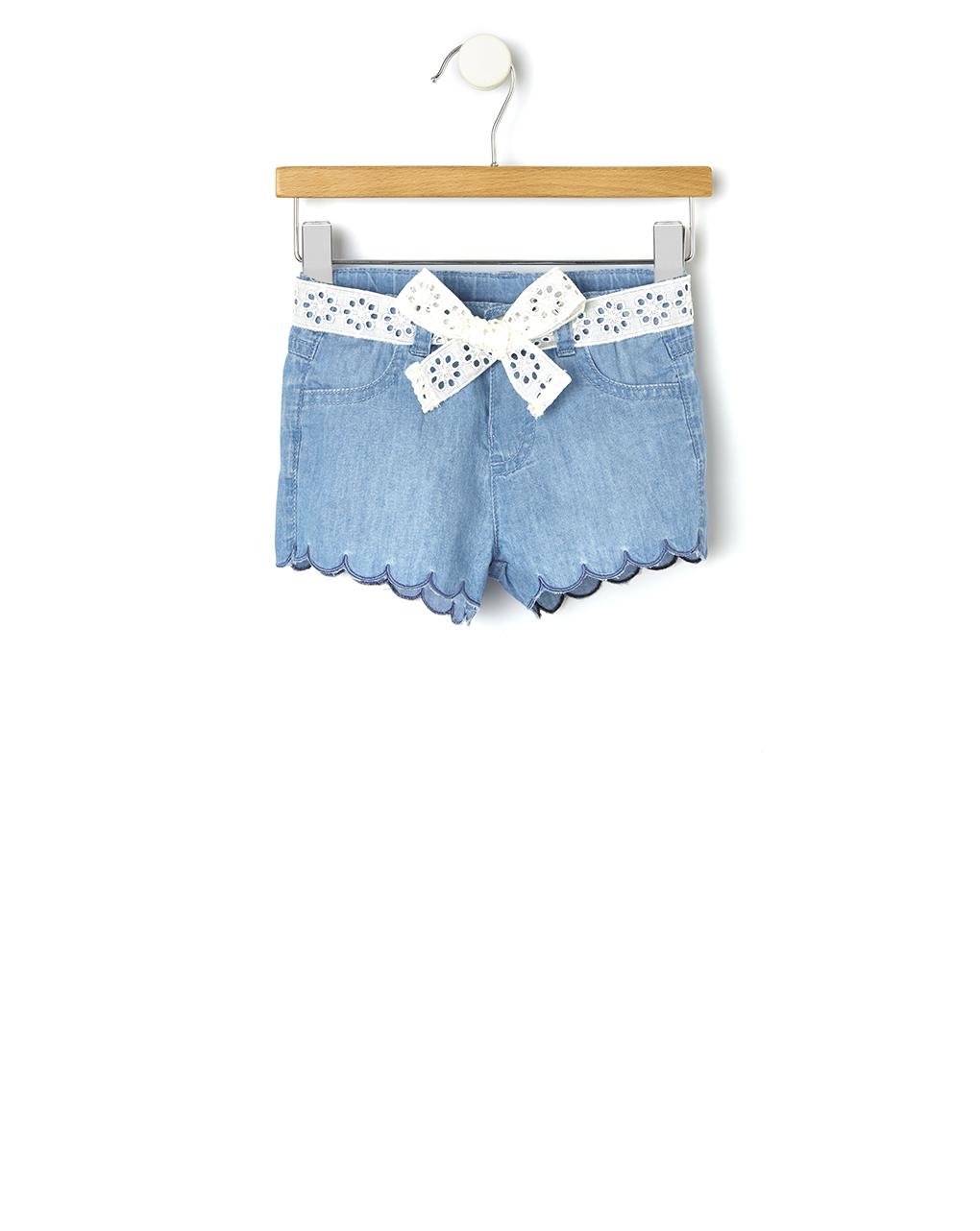 Pantaloncini chambray - Prénatal