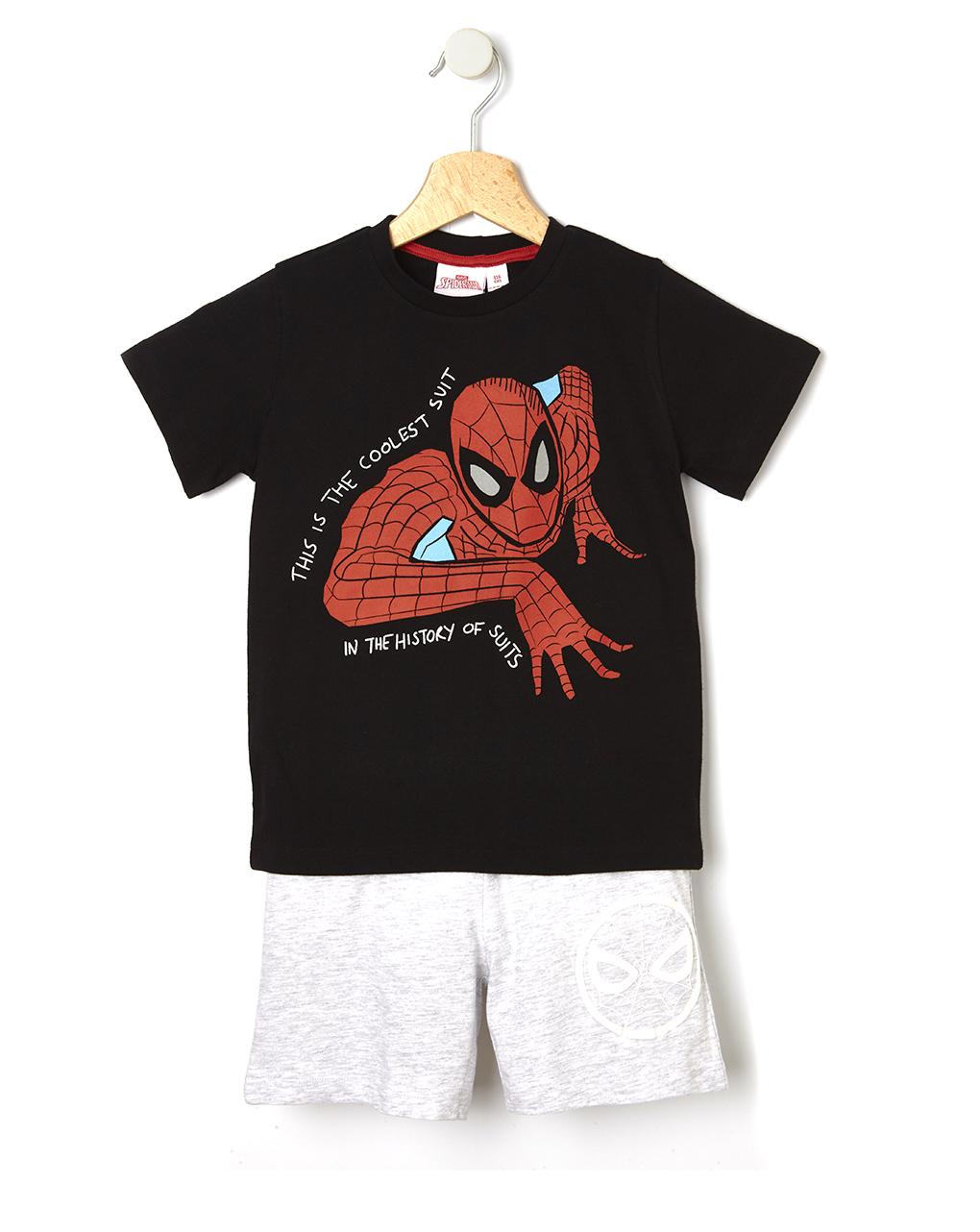 Pigiama 2 pezzi con stampa spider-man - Prénatal
