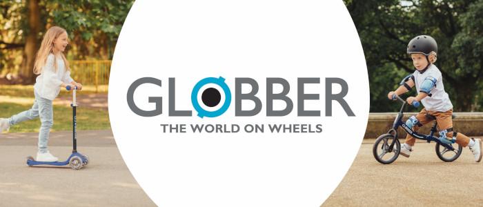 banner promozionale Globber