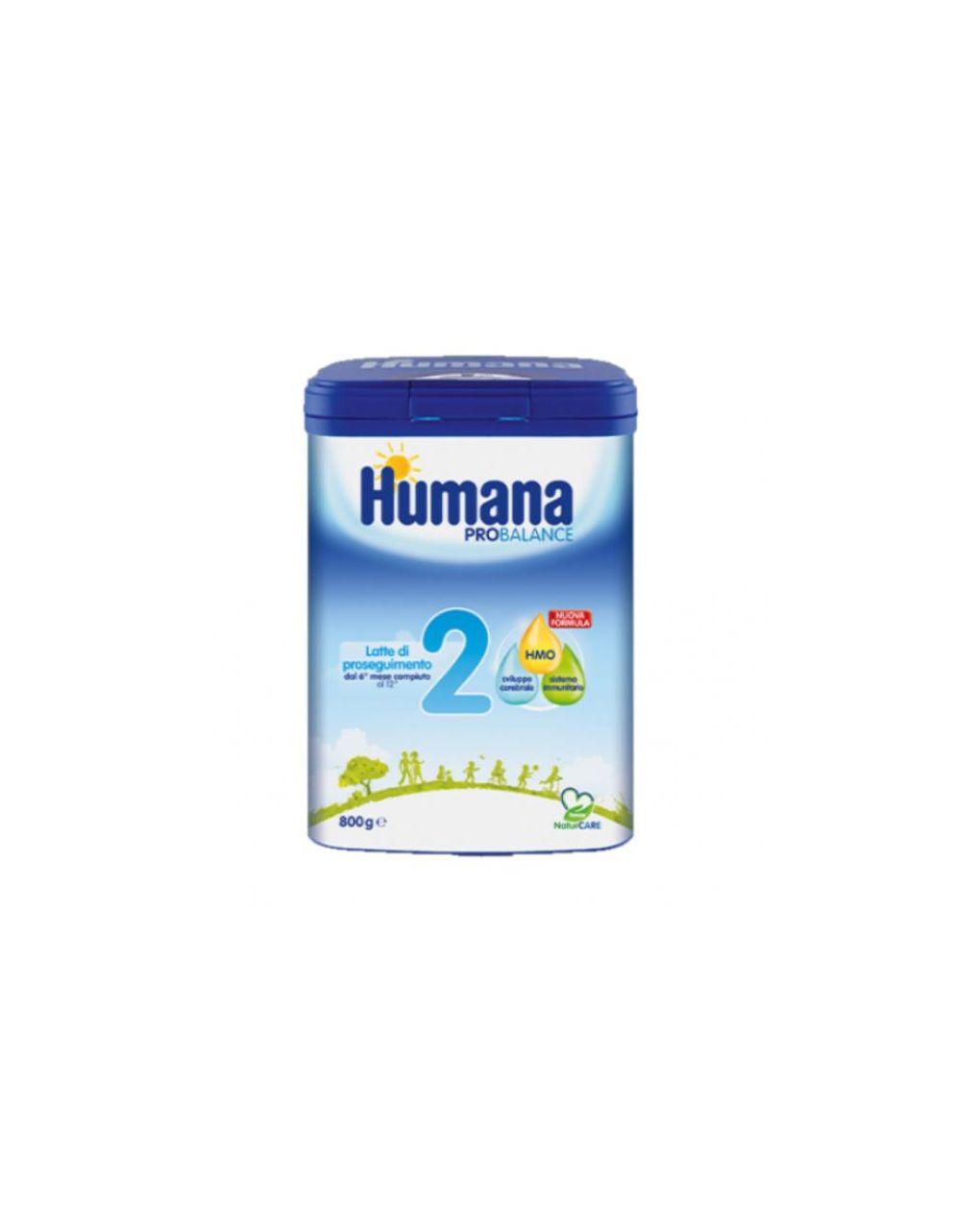 Humana 2 polvere 800 gr - Humana