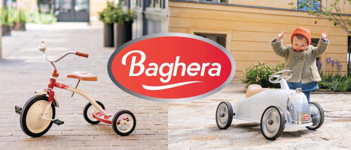banner promozionale Baghera