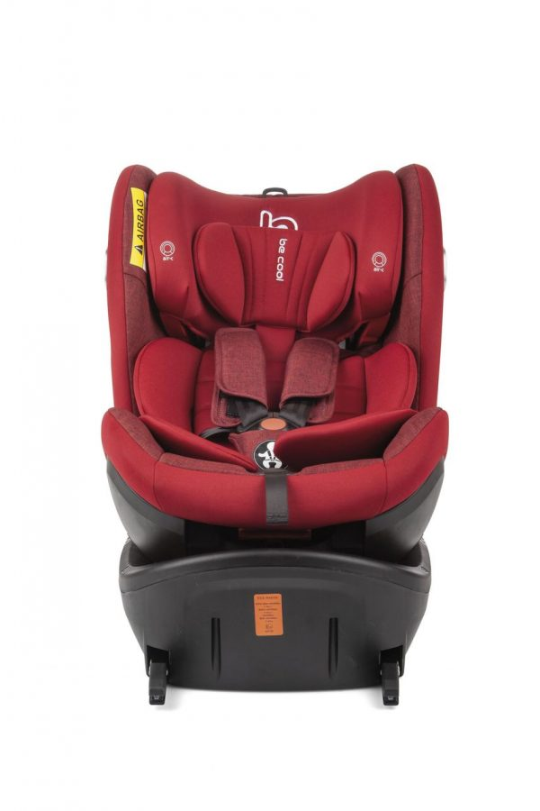 SEGGIOLINO AUTO PIVOT GR 0+/1/2/3 PASSION - Be Cool