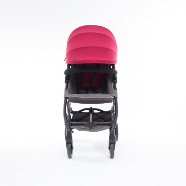 PASSEGGINO KUKI TEXAS CON COLOR PACK BORDEAUX - Baby Monsters