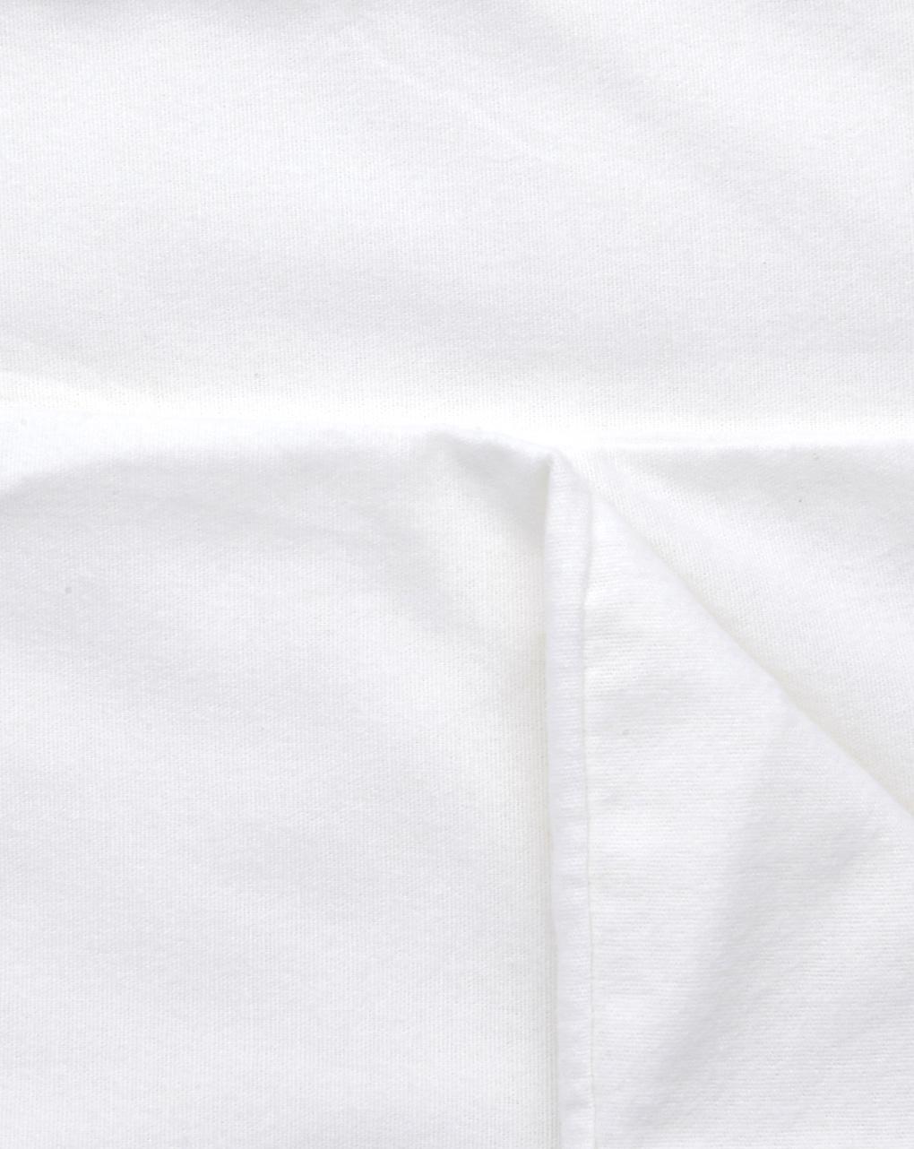 Completo letto 3 pezzi in flanella bianca con orso - Prénatal