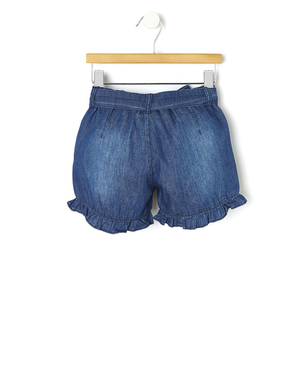 Pantaloncini in chambray - Prénatal
