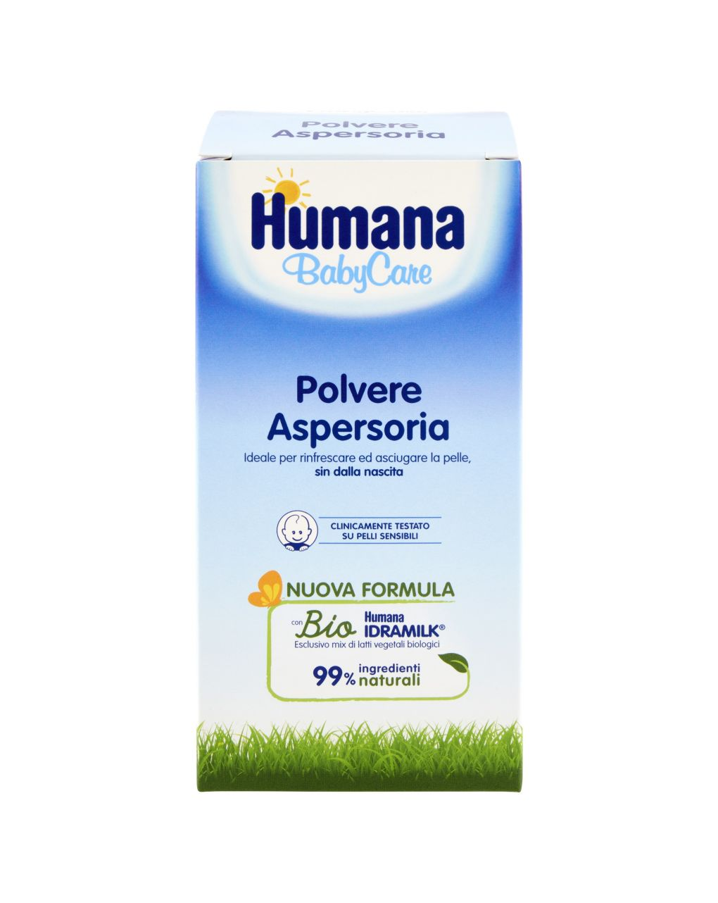 Polvere aspersoria 150gr - Humana