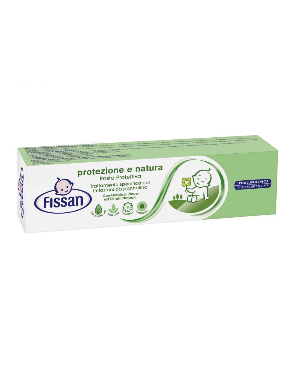 Pasta di fissan protezione e natura 75 ml - Fissan