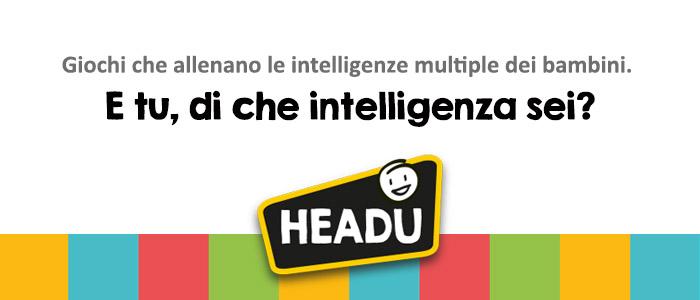 banner promozionale Headu