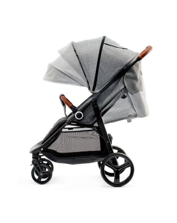PASSEGGINO GRANDE gray - Kinderkraft