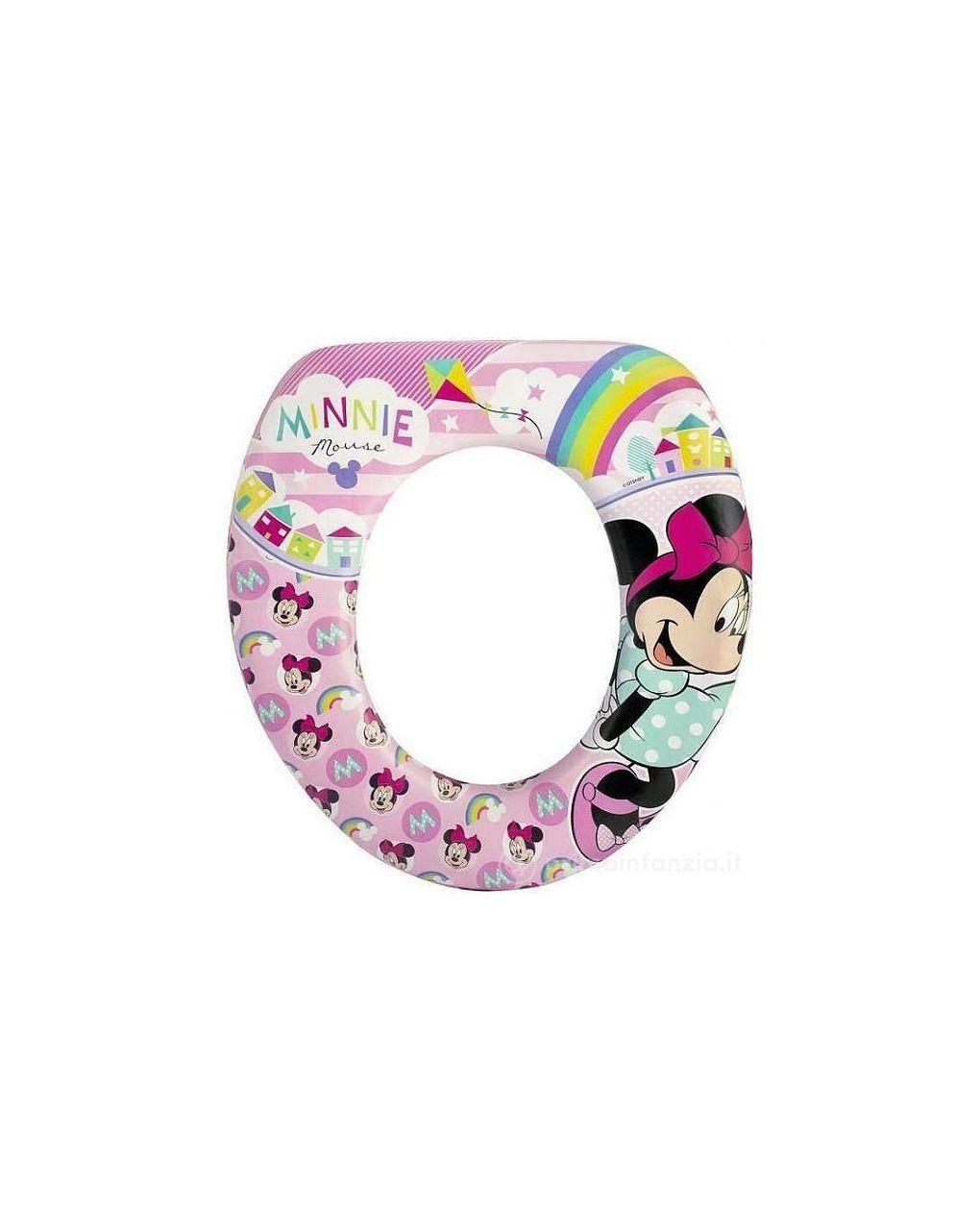 Riduttore wc soft minnie simply - Lulabi Disney, Lullabi