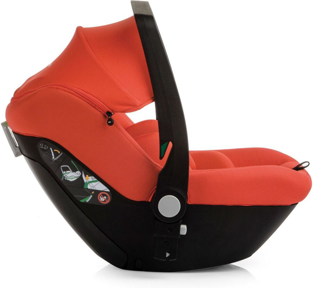 Seggiolino auto one isize be solid poppy - Be Cool
