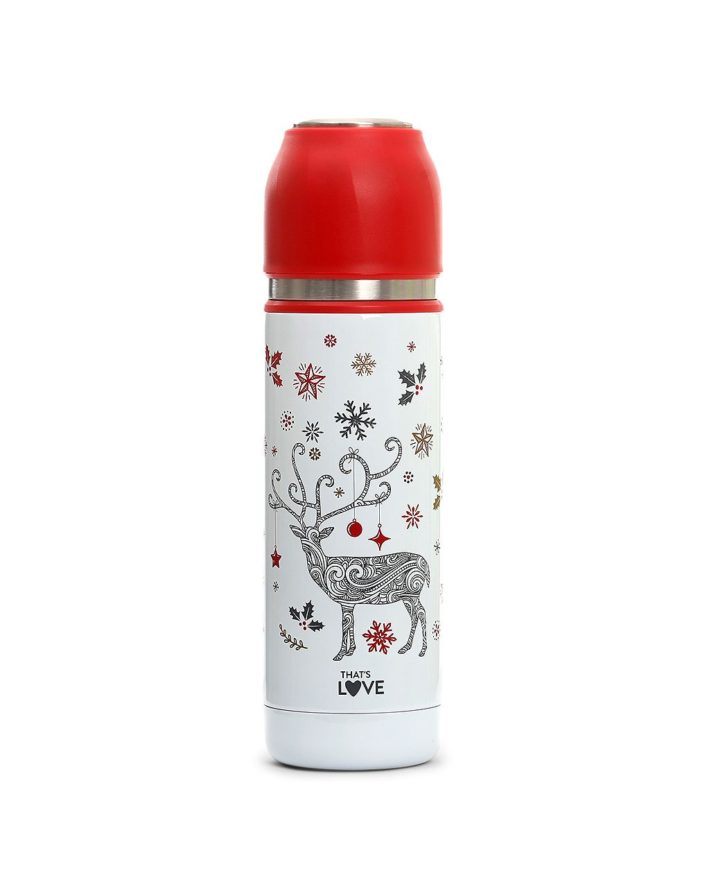 Thermos 400ml that's love winter special edition - That's Love