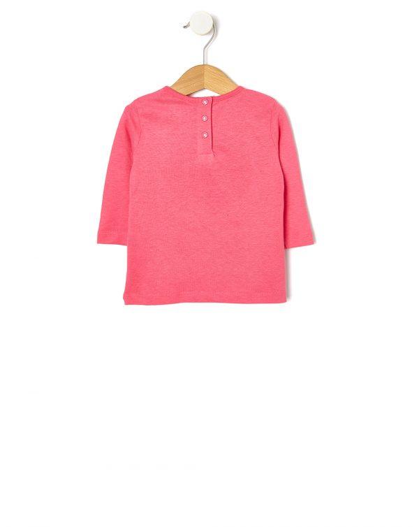 T-shirt basica con stampa gufo - Prénatal