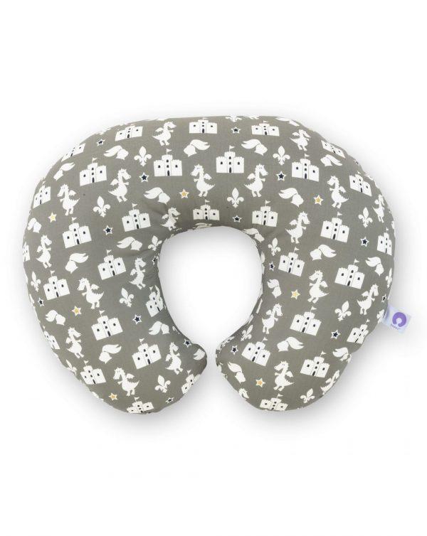 Cuscino allattamento Boppy KNIGHTS and DRAGONS - Boppy