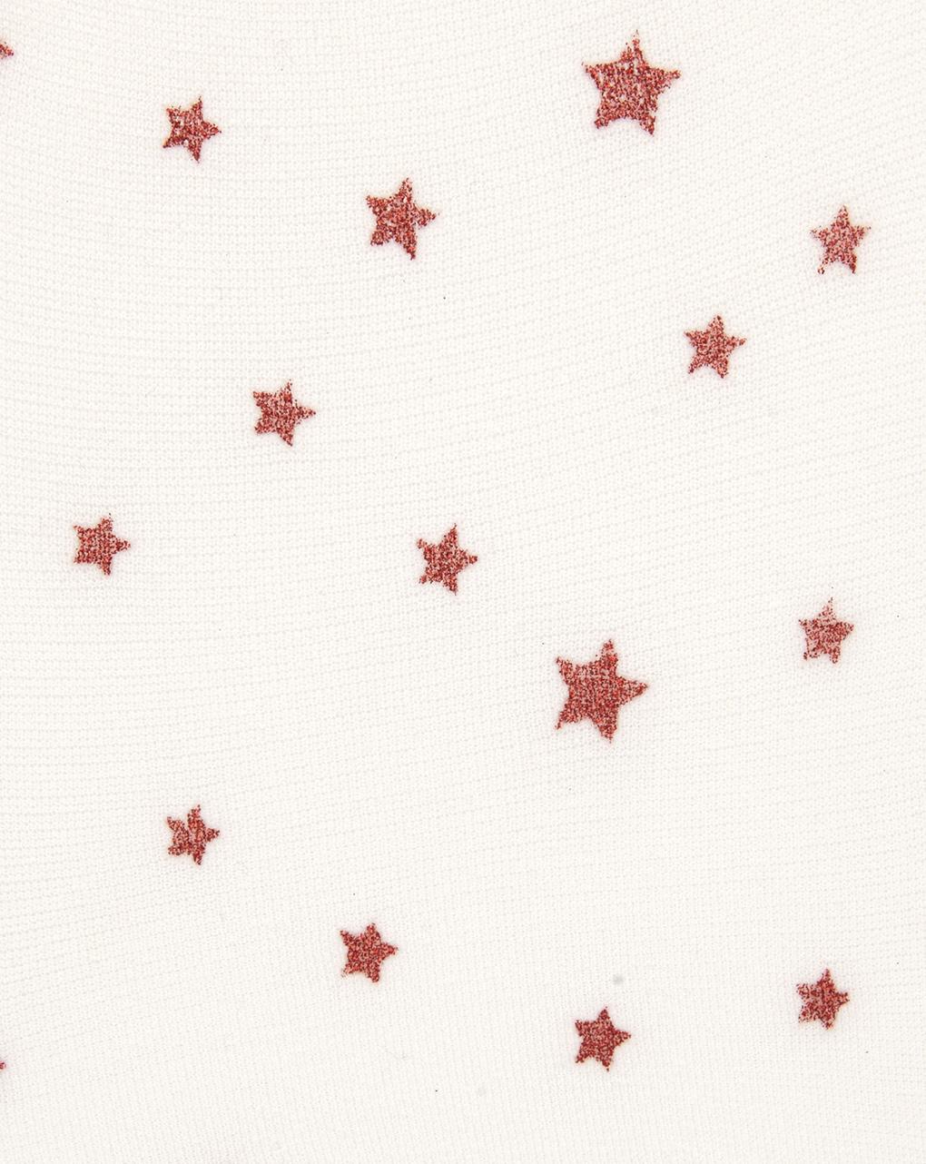 Collant in microfibra con stampa stelle - Prénatal