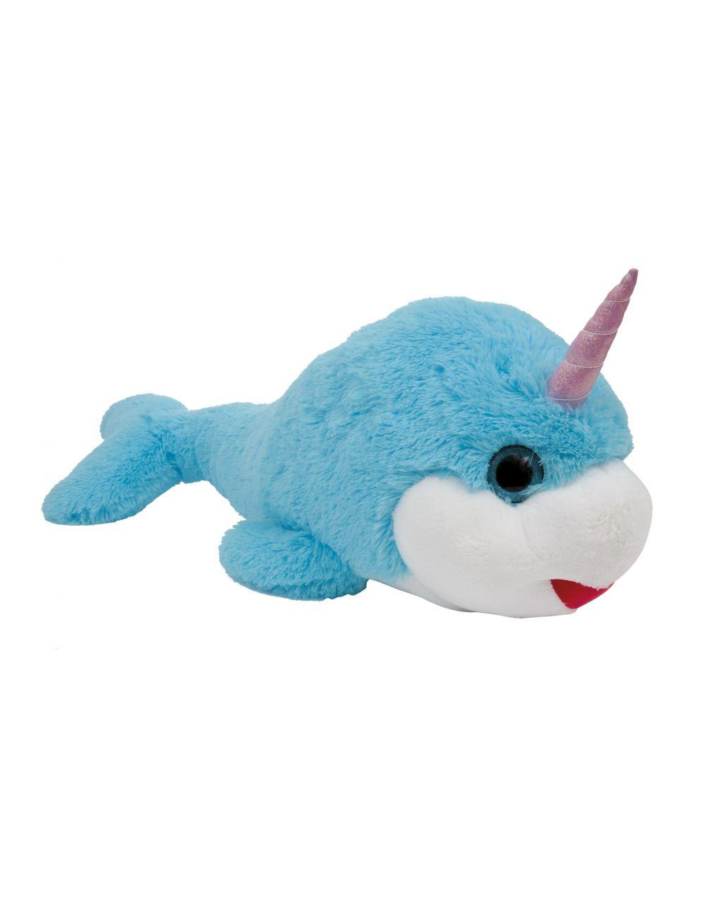 Ami plush  - peluche narvalo unicorno 70cm - Ami Plush
