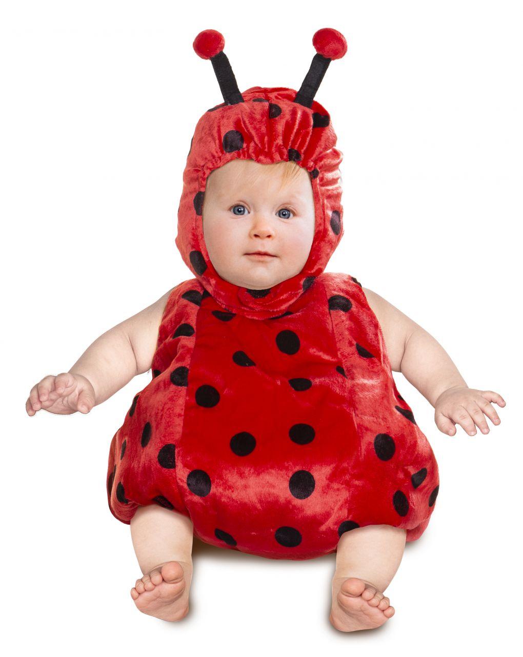 Costume coccinella baby 12 mesi - Carnaval Queen