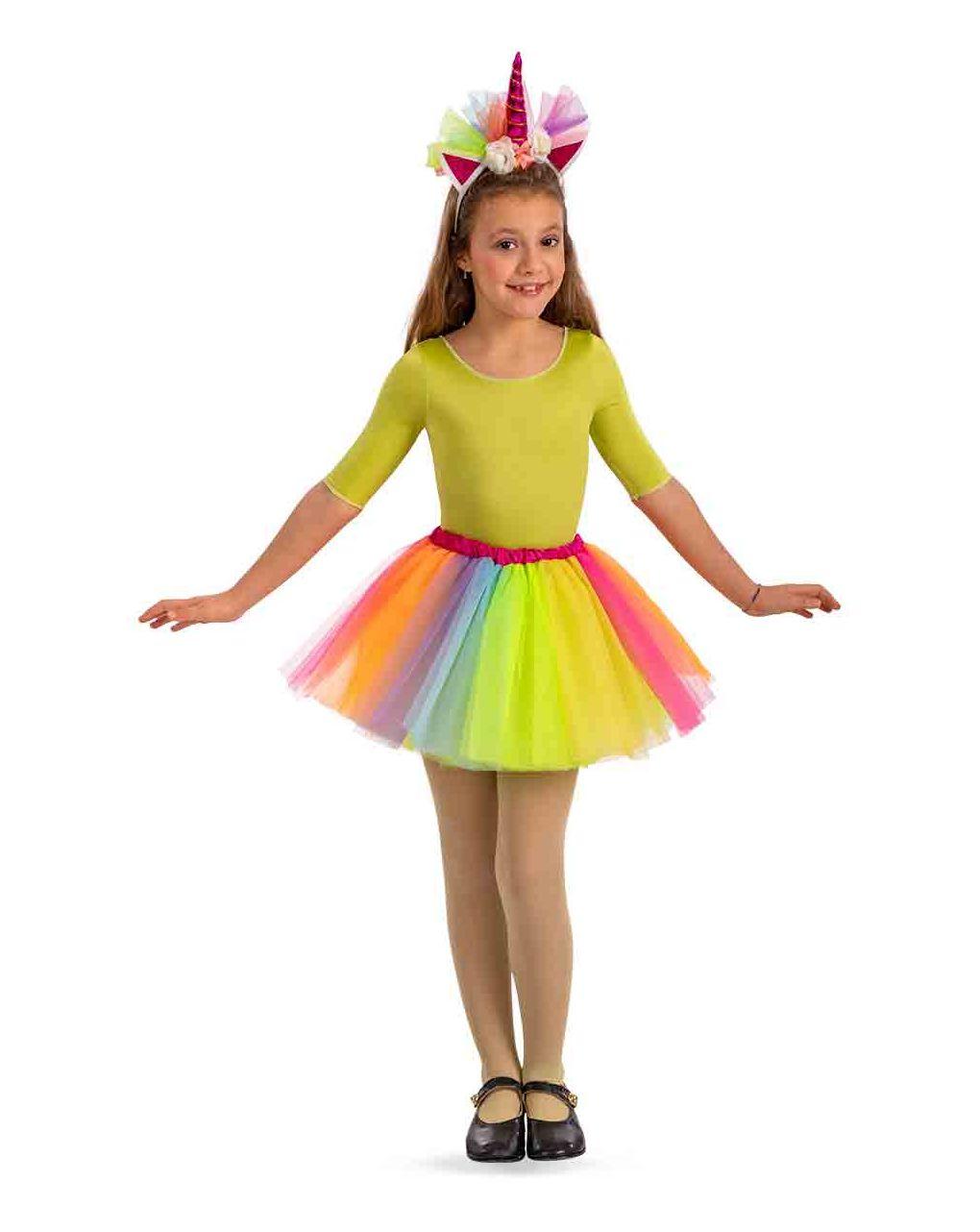 Set unicorno bimba (gonna e cerchietto) - Carnival Toys