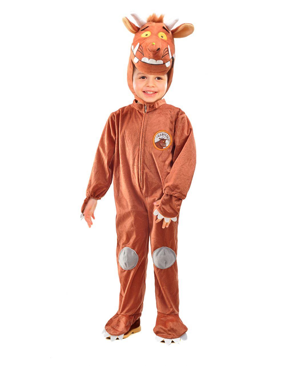 Gruffalo' costume (tutina e cufietta) (tg. 2- 3 anni) - Ciao