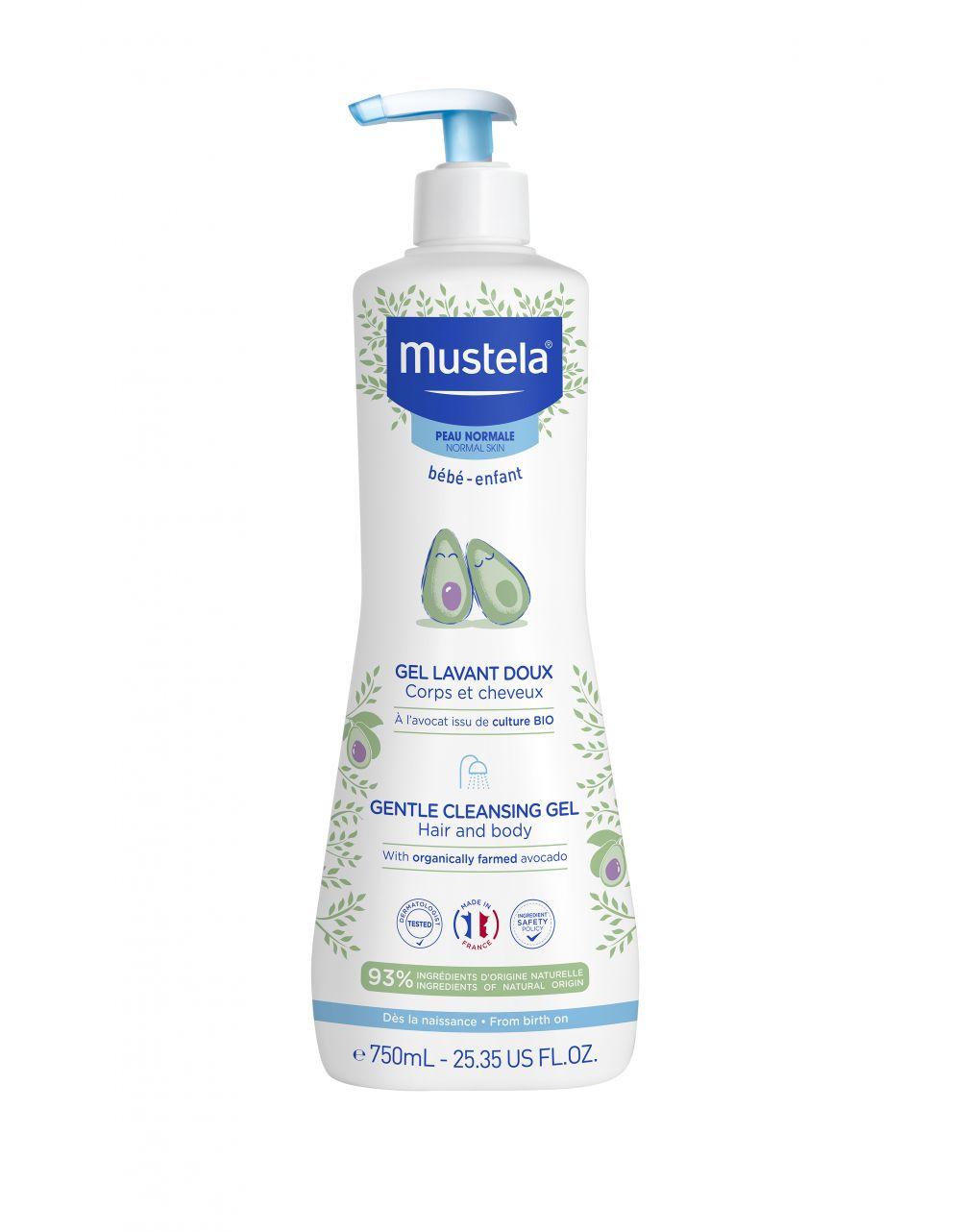 Detergente delicato 750 ml - Mustela