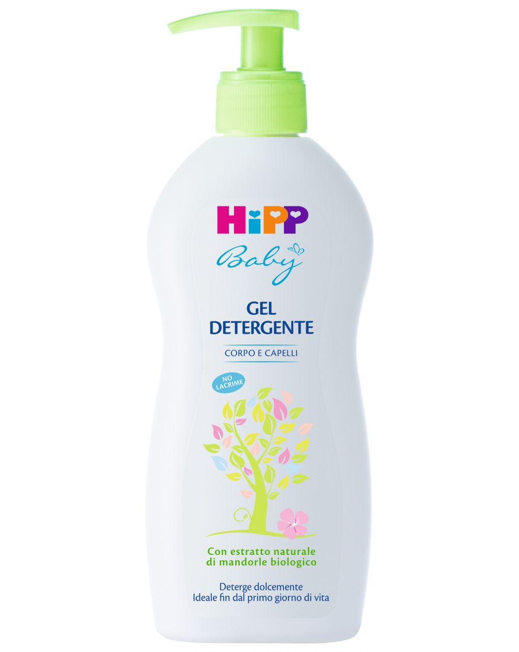 Gel detergente corpo e capelli 400 ml - Hipp