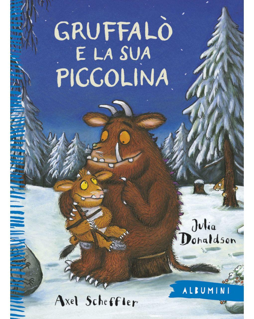 Albumini - gruffalò e la sua piccolina - Edizioni EL