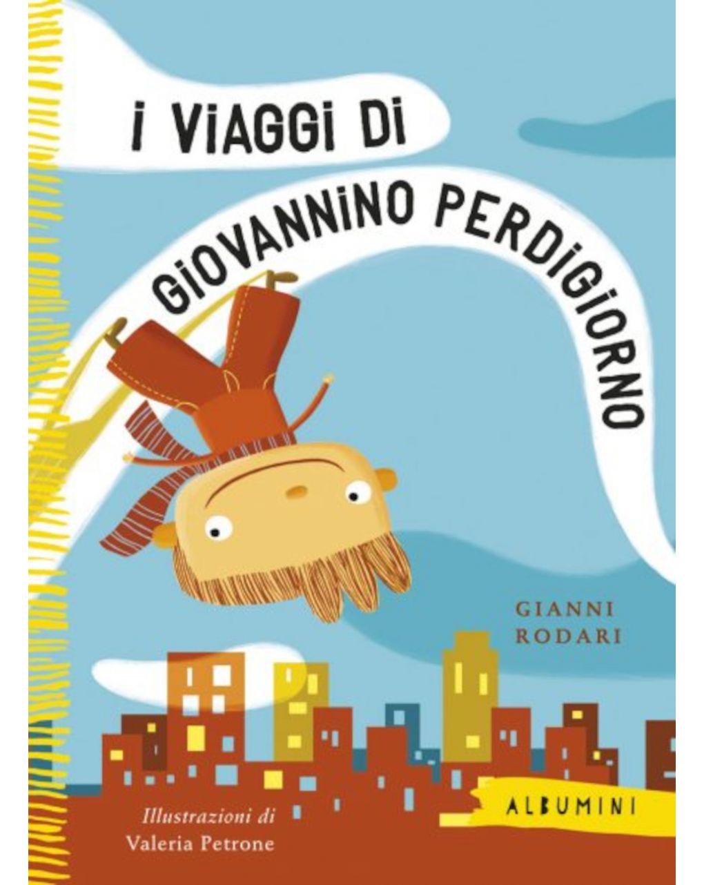 Albumini - i viaggi di giovannino perdigiorno - Edizioni EL