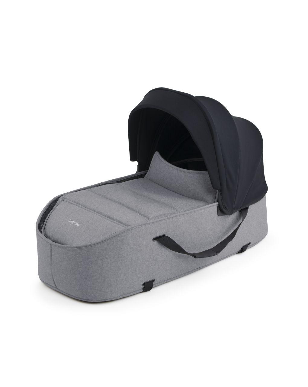 Bumprider navicella nero-grigio melange - Bumprider