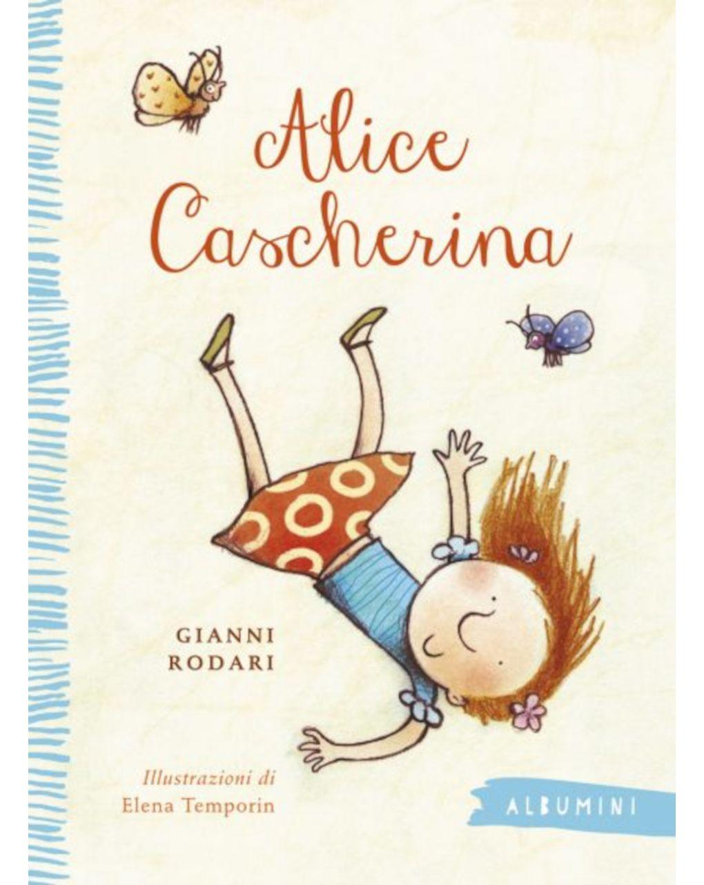 Albumini - alice cascherina - Edizioni EL