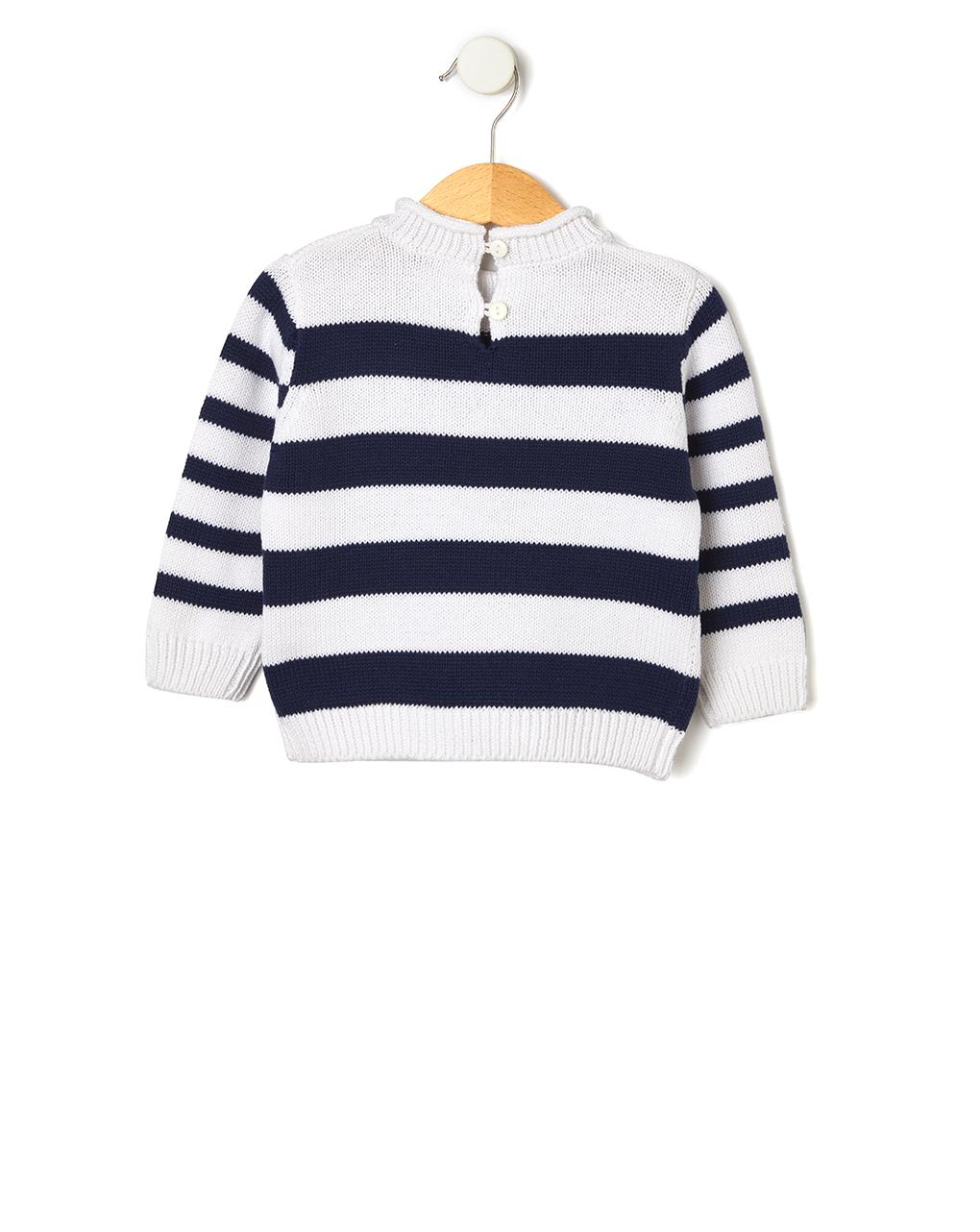 Maglia tricot con fiocco - Prénatal
