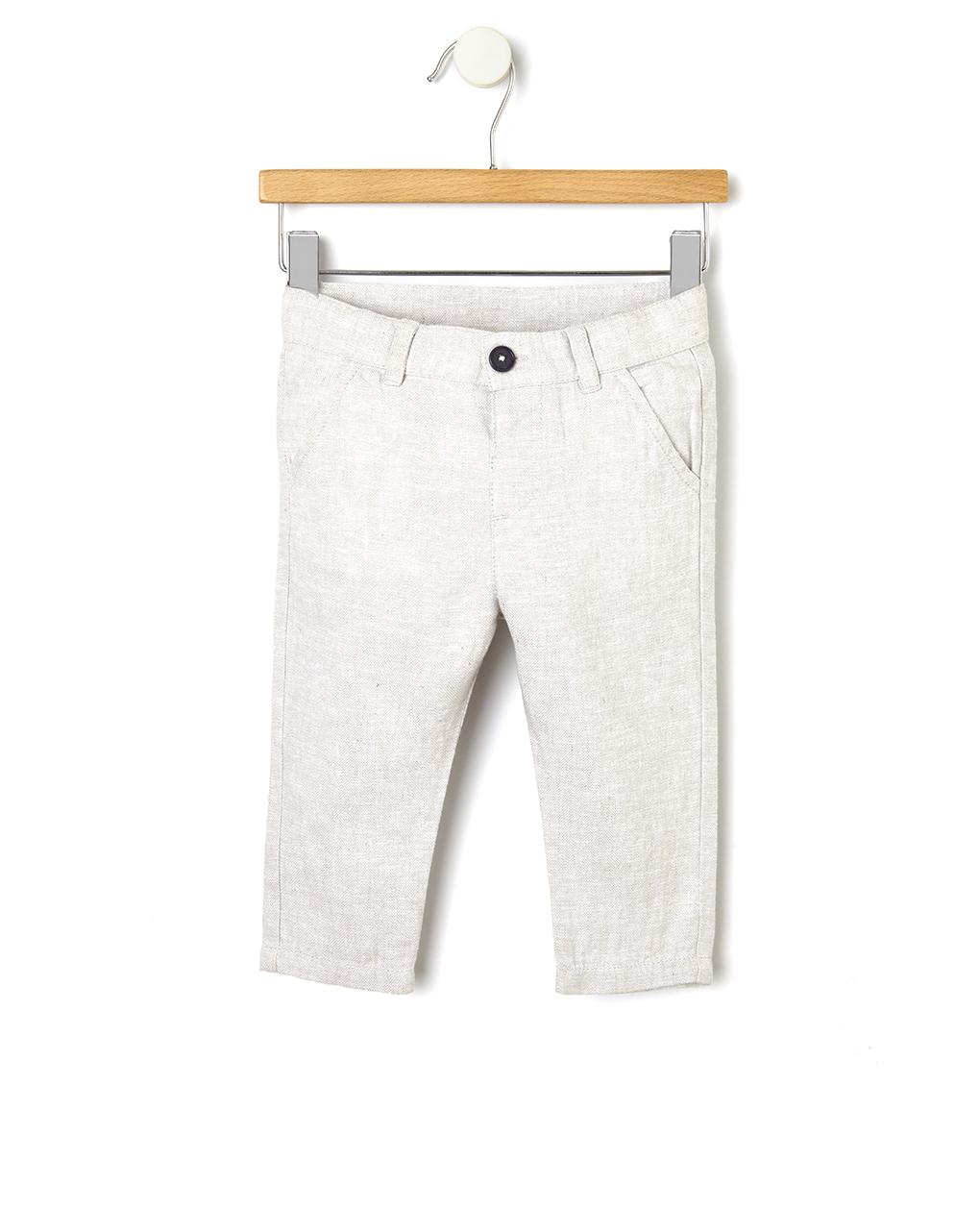 Pantalone lino - Prénatal