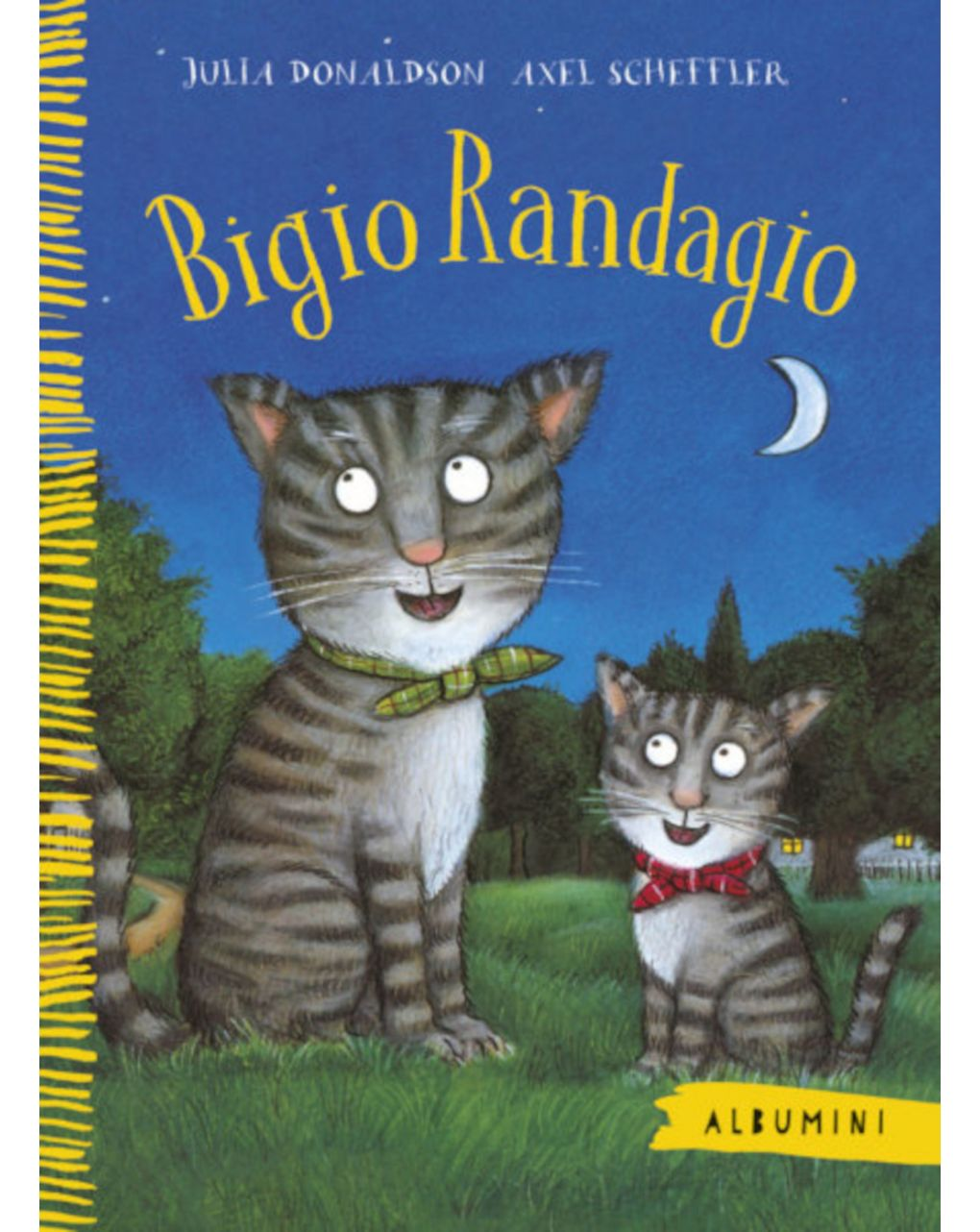 Albumini - bigio randagio - Edizioni EL