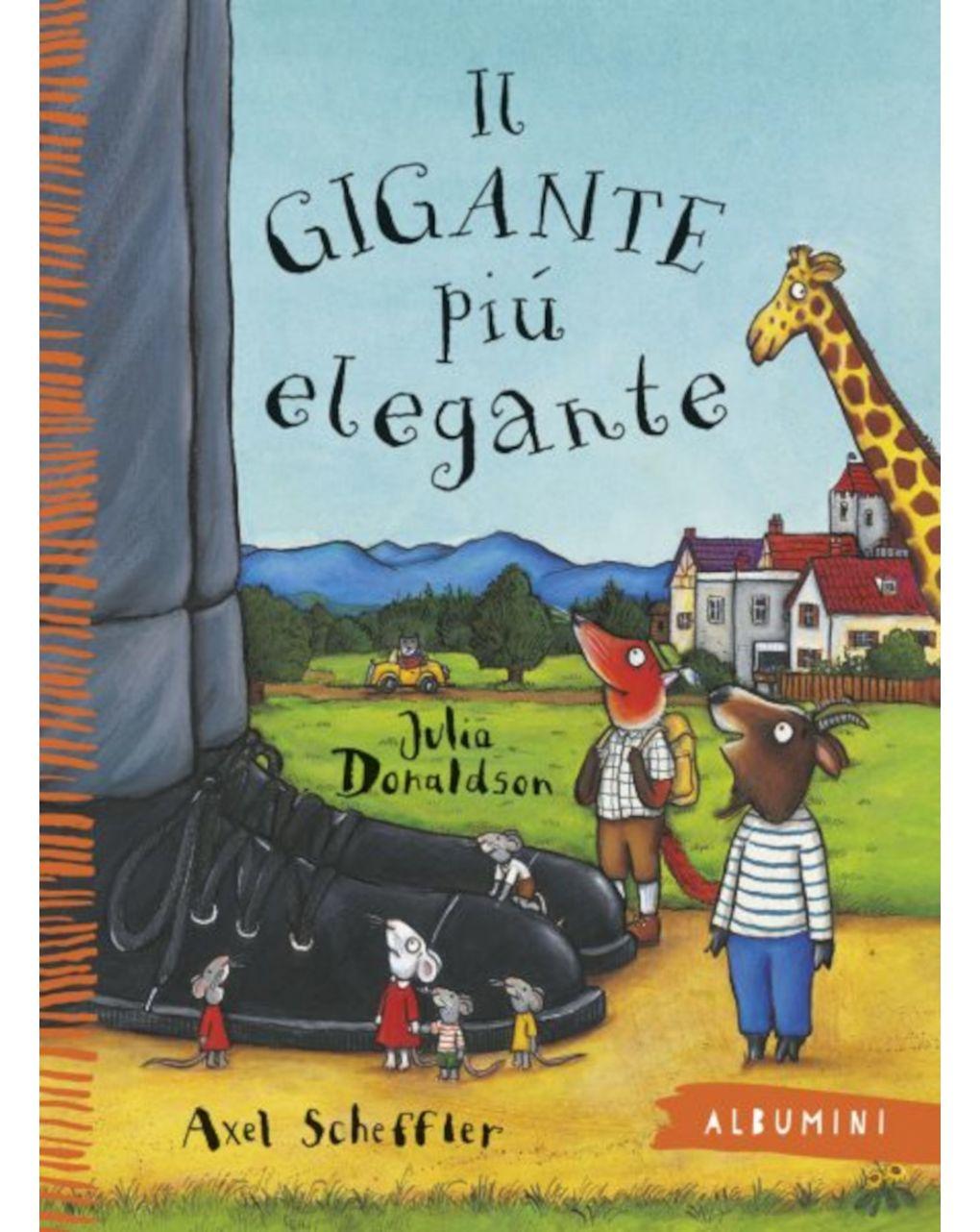 Albumini - il gigante più elegante - Edizioni EL