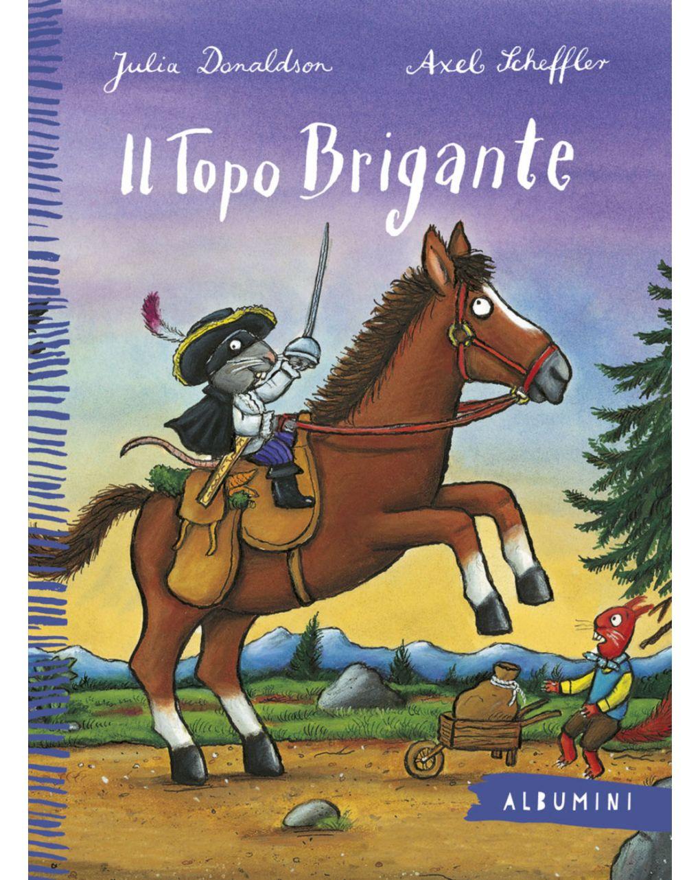 Albumini - il topo brigante - Edizioni EL