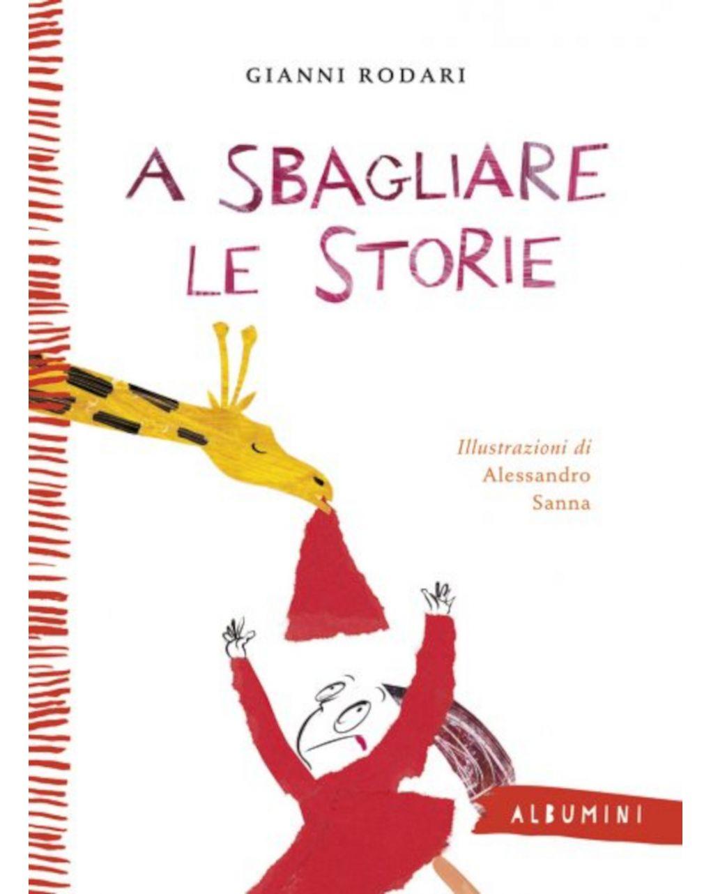 Albumini - a sbagliare le storie - Edizioni EL