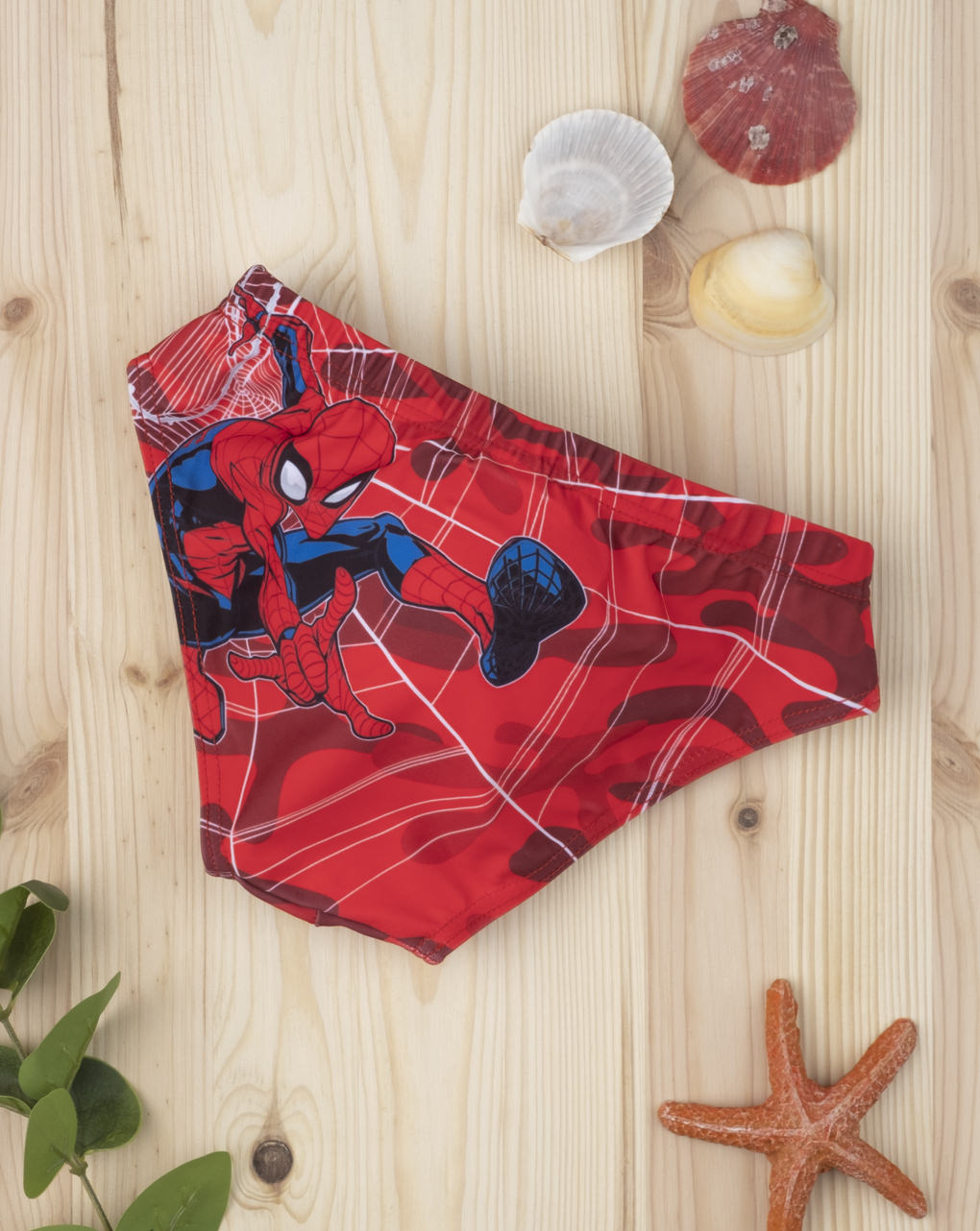 "Costume slip boy ""spiderman"" - Prénatal"