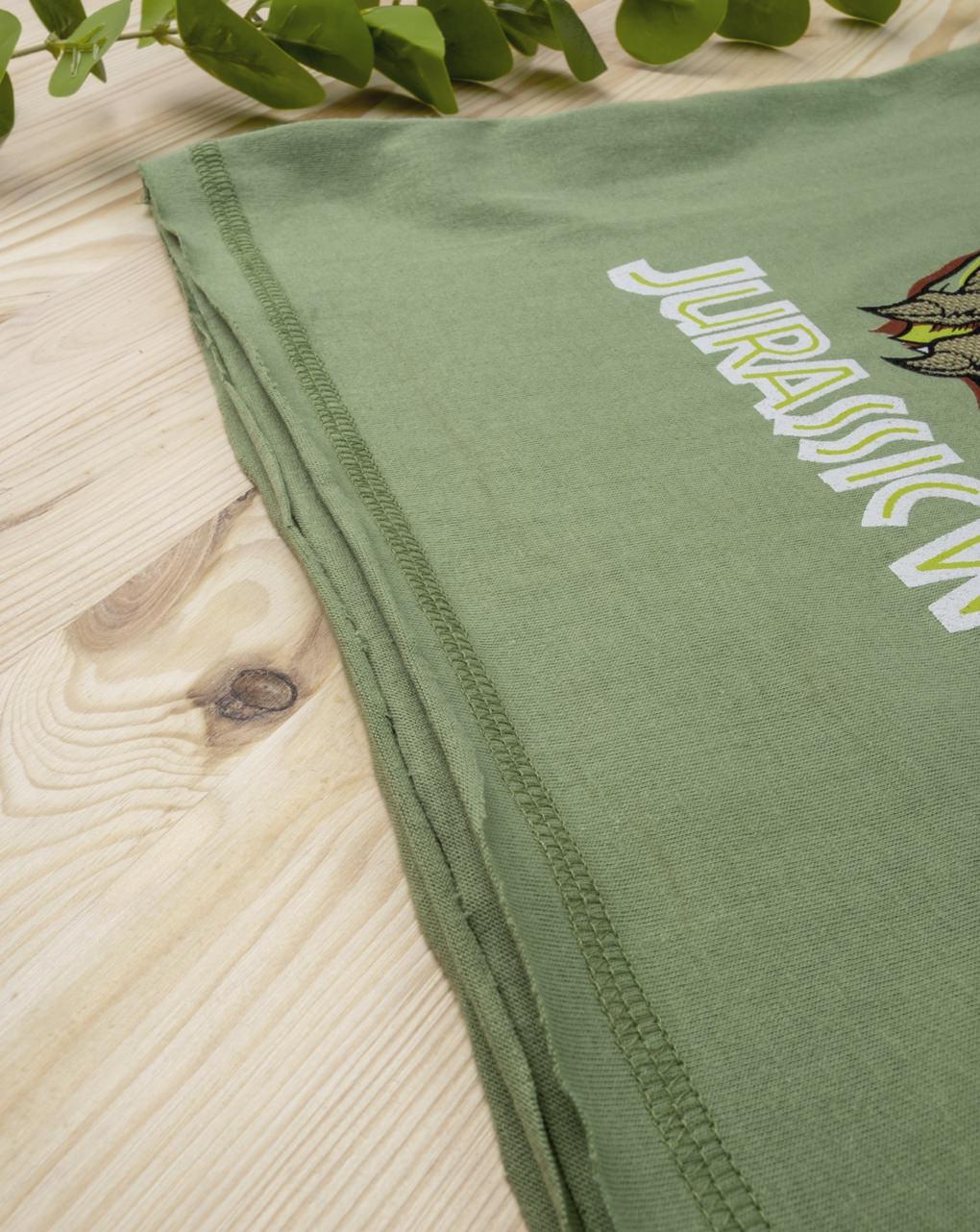"T-shirt boy ""jurassic"" militare - Prénatal"