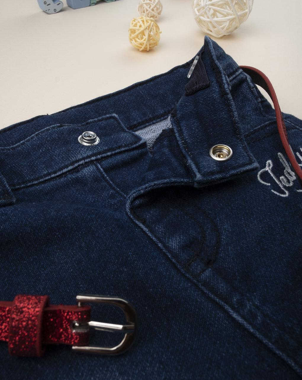"""Jeans girl """"teddy love"""" - Prénatal"""