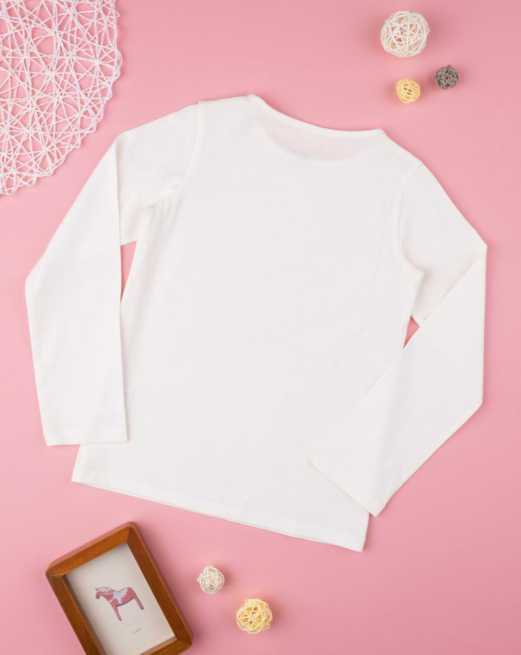 """T-shirt girl """"ballerina"""" - Prénatal"""