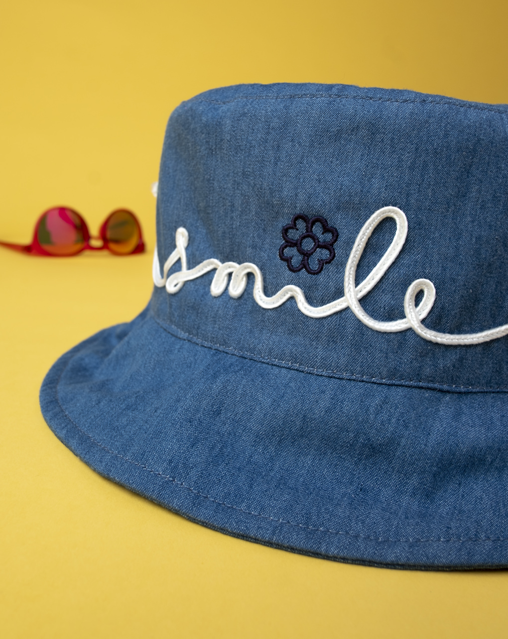 "Cappello girl ""smile"" - Prénatal"