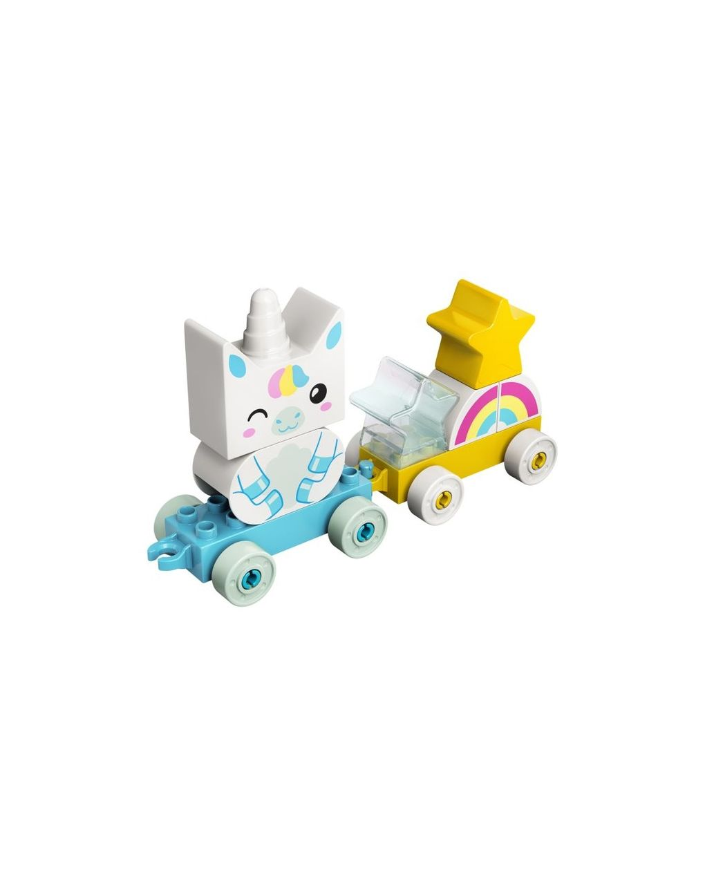 Lego duplo -  unicorno - LEGO Duplo