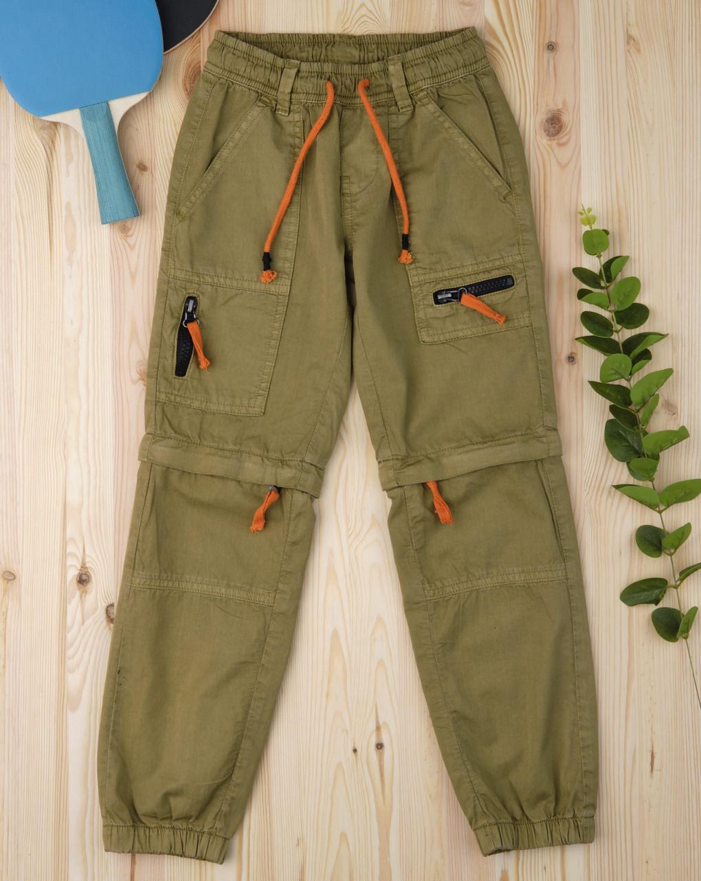 "Pantaloni boy ""double size"" - Prénatal"