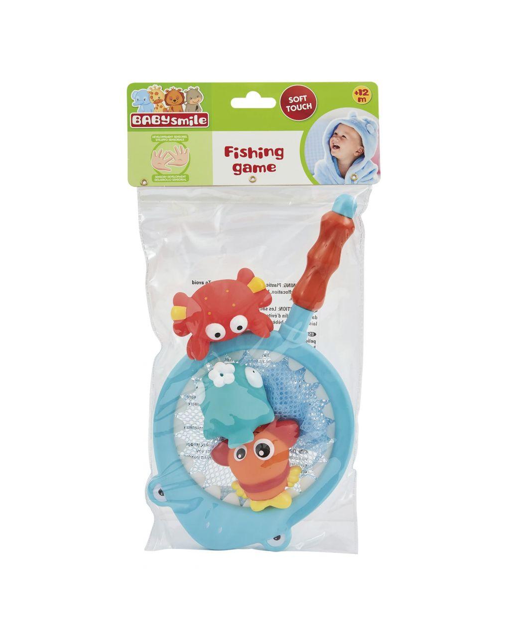 Baby smile - retino pesca pesci - Baby Smile