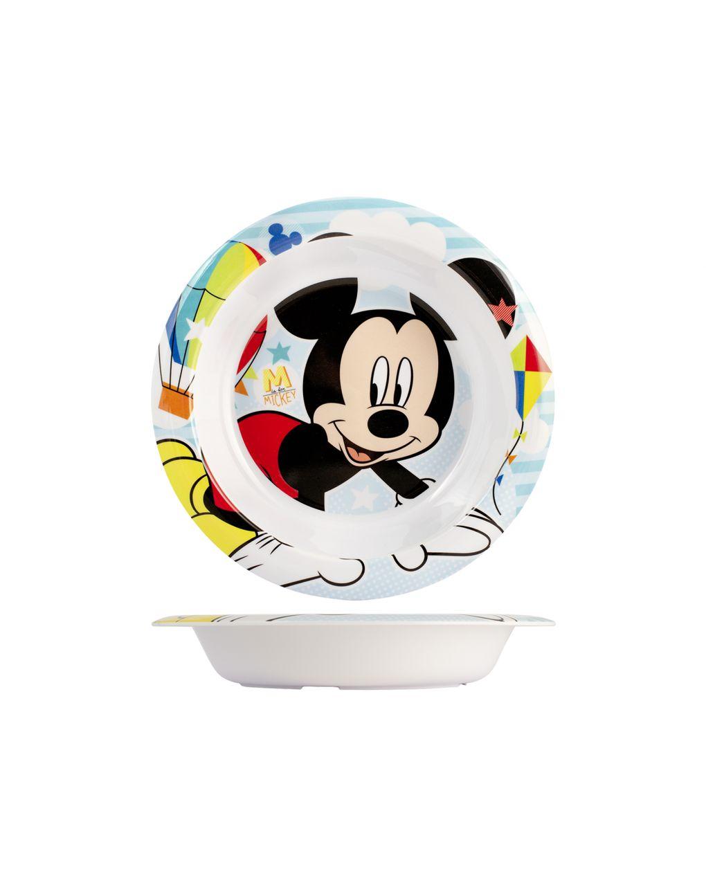 Piatto fondo mickeysimply - Lulabi Disney