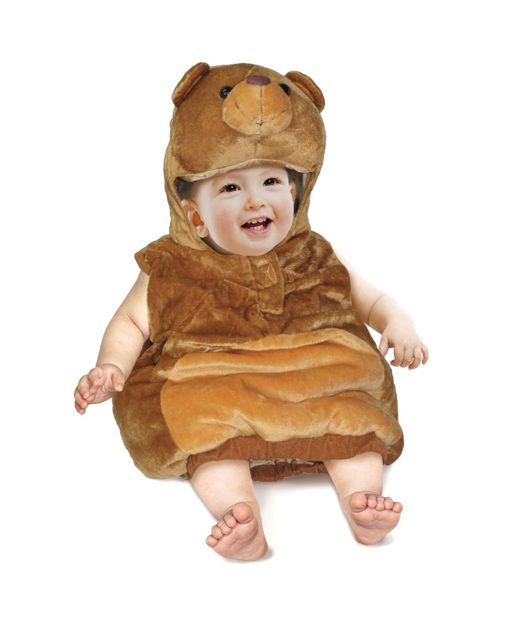 Costume orsetto baby 12 mesi - Carnaval Queen