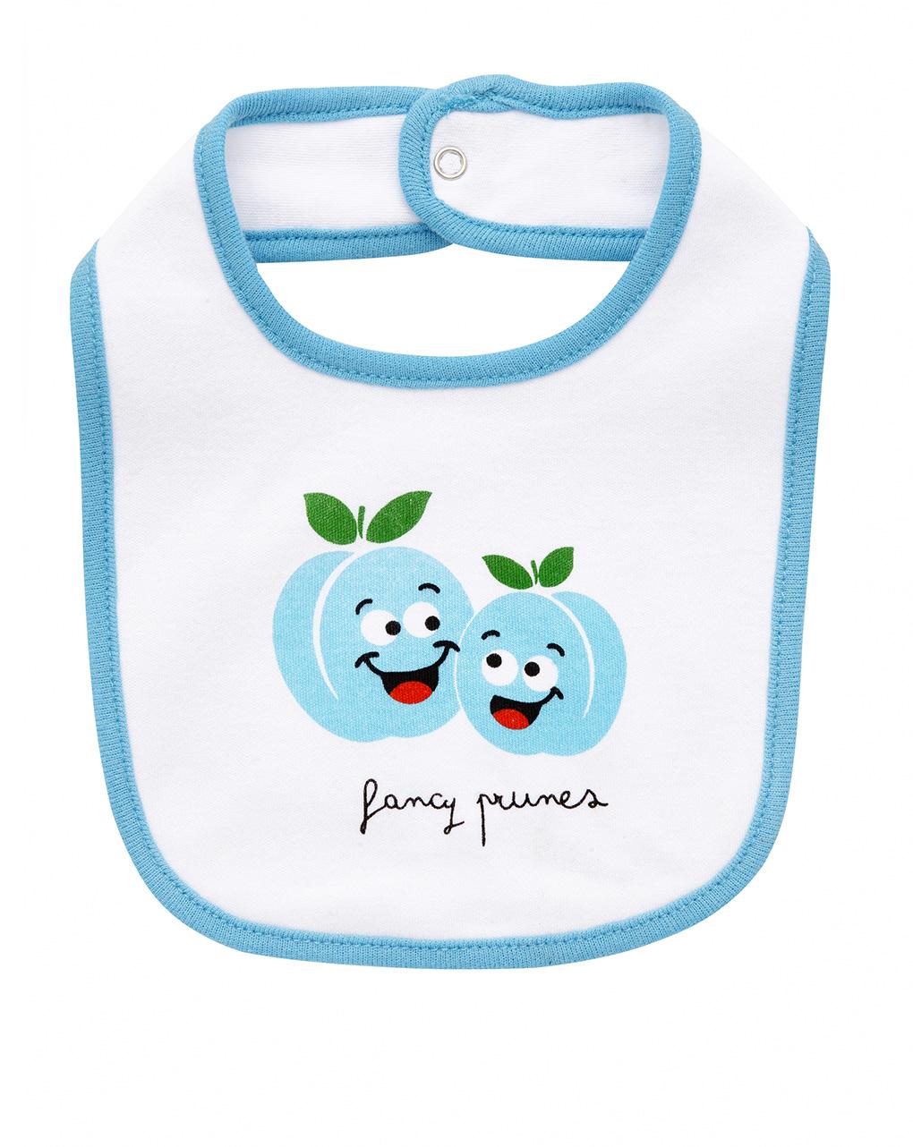 Bavaglino con stampa frutta - Prénatal