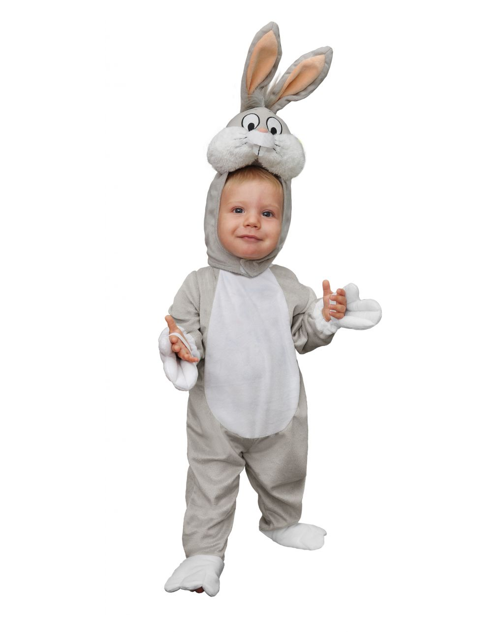 Bugs bunny costume baby (tg. 1 - 2 anni) - Ciao
